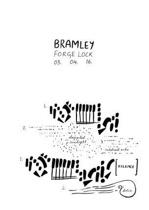 Bramley Forge Lock 03.04.16. (page 1)
